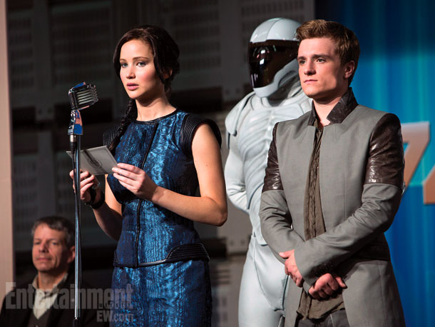 Catching Fire Victors